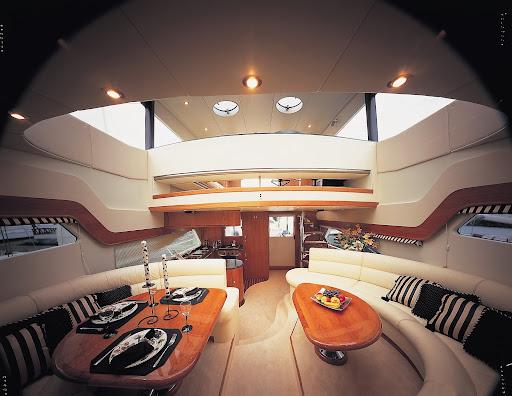Dibley 55 Launch Interior 1
