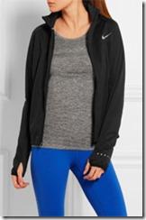 Nike Shield dri-fit jersey jacket