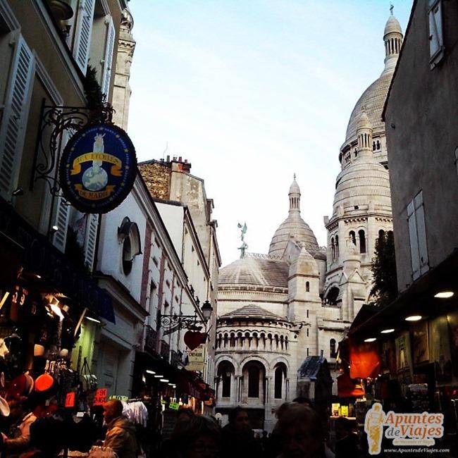 Visitar Montmartre Paris 2