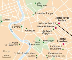 Rom, Städtereise, Heideker Reisen, Kolosseum, Forum Romanum, Vatikan, Trevi-Brunnen, Spanische Treppe, Petersdom, Pantheon, Piazza Navona, Vier-Flüsse-Brunnen