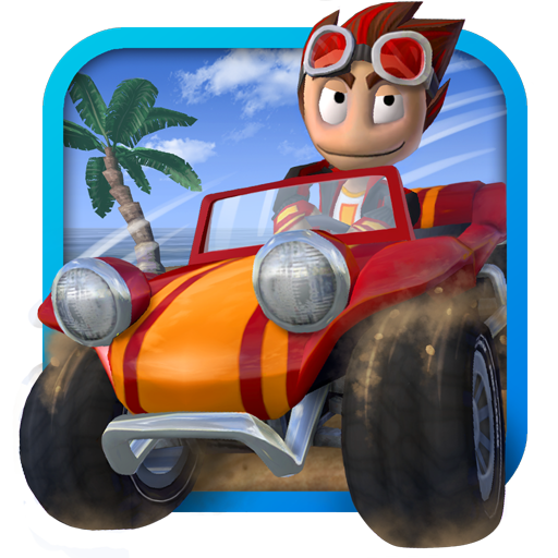 Beach Buggy Blitz (game)