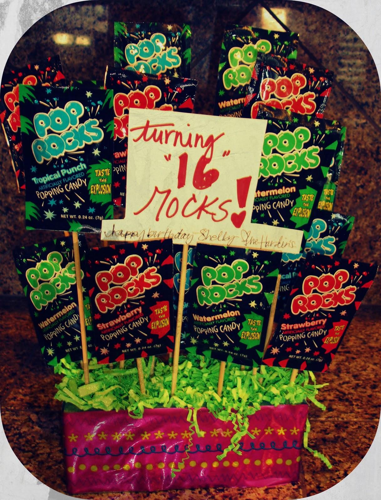 Holiday Snob: Sweet 16--a really sweet birthday indeed!!