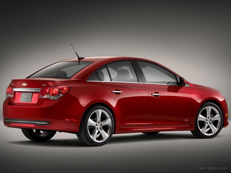 2012 chevrolet cruze sedan specifications pictures prices. Black Bedroom Furniture Sets. Home Design Ideas
