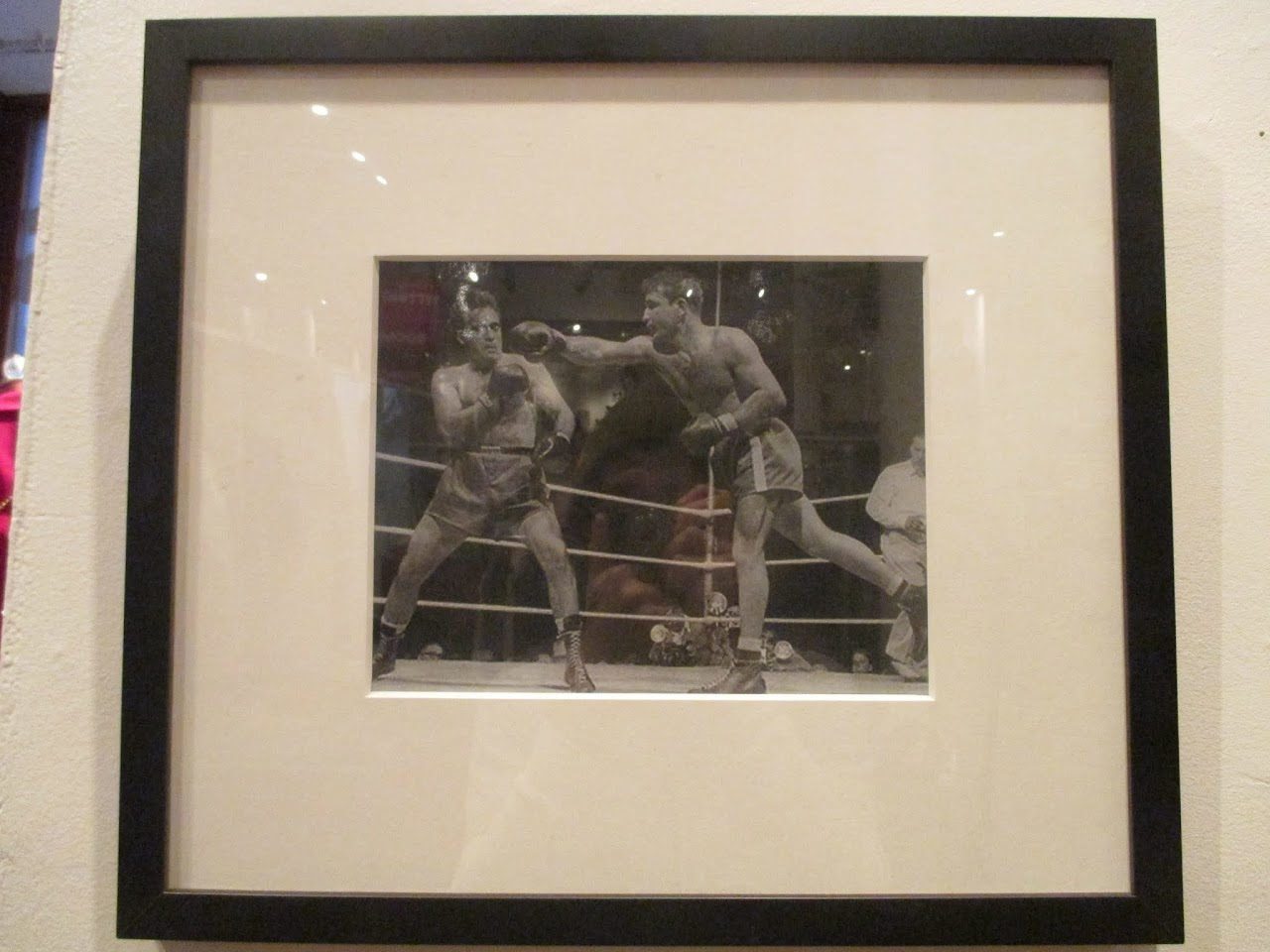 One Punch KO Photograph