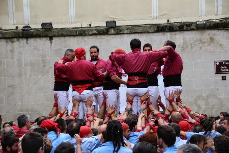 Actuació 20è Aniversari Castellers de Lleida Paeria 11-04-15 - IMG_8882.jpg