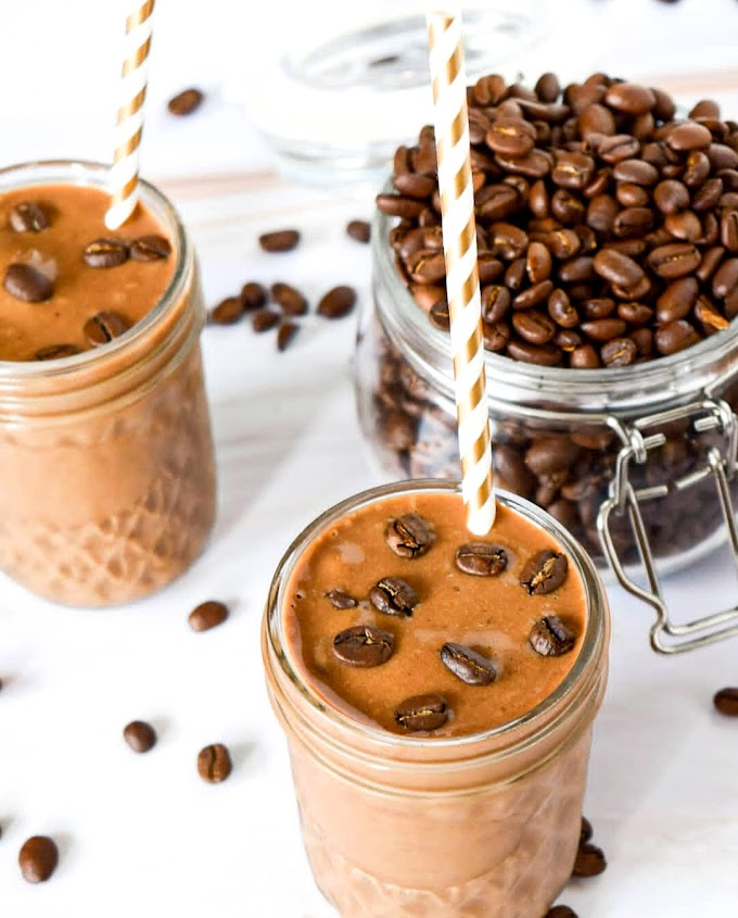 Coffee Smoothie Recipe | Breakfast Care