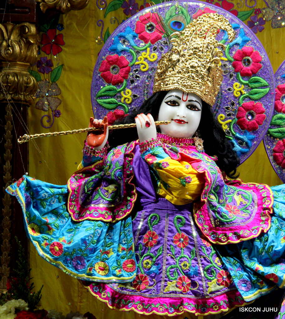 ISKCON Juhu Mangal Deity Darshan on 19th Jan 2017 (20)