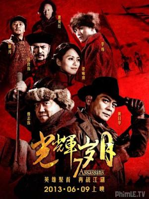 Phim 7 sát thủ - 7 Assassins (2013)