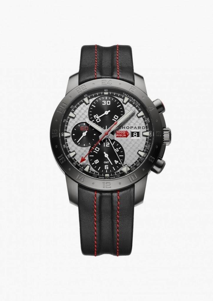 Chopard Mille Miglia Zagato Chronograph DLC Stainless Steel 1