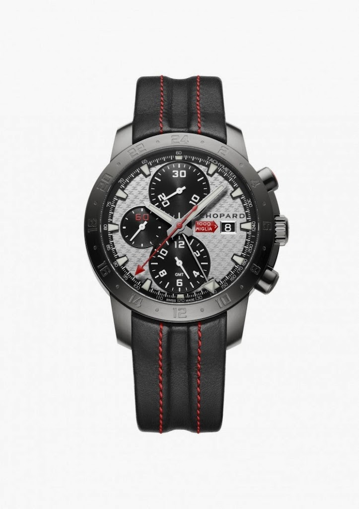 Chopard Mille Miglia Zagato Chronograph DLC Stainless Steel 1