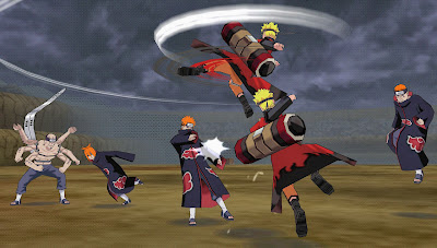 free  Naruto Shippuden Ultimate Ninja Impact for psp