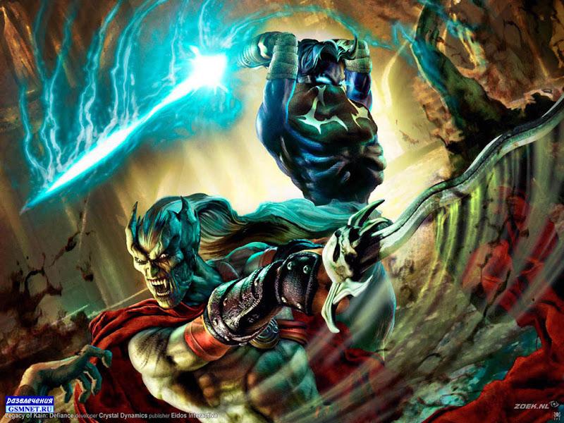Weird Slayer Face, Magick Warriors 3