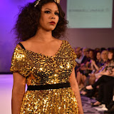 OIC - ENTSIMAGES.COM - Bombshell Vintage collections model(s) at the UK Plus Size Fashion Week - DAY 2 - Catwalk Show Day  London 12th September 2015  Photo Mobis Photos/OIC 0203 174 1069
