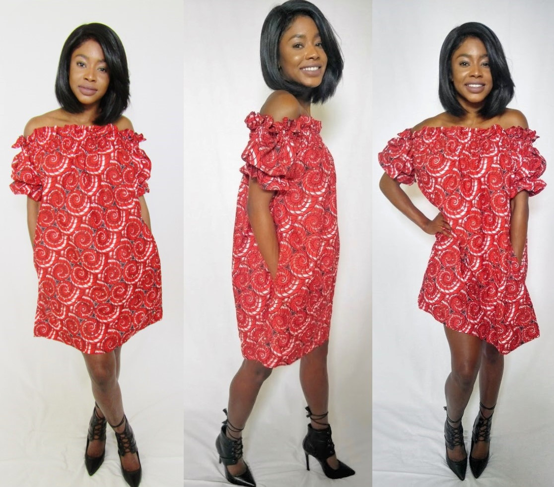 African Dresses Styles To Have A Modern Pretty Look 6