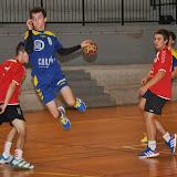 Moins de 18 masculins contre Auxerre (06-10-13)