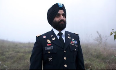 U.S. Army captain allowed to wear beard and turban in uniform
