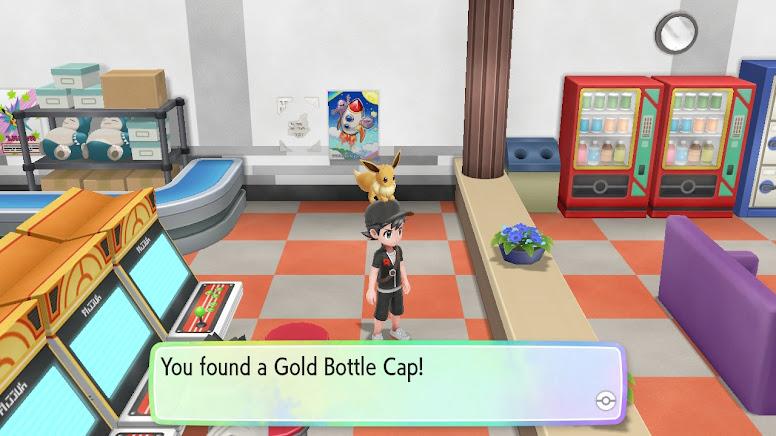 Pokémon Let's Go Pikachu & Eevee - Celadon