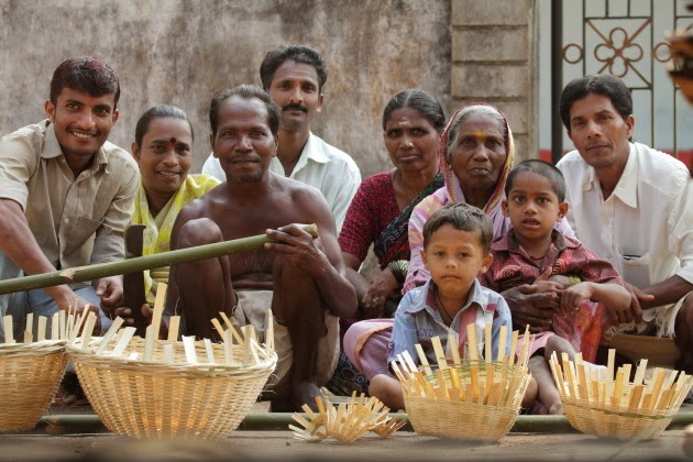 Medar Community - the Bamboo craftsmen of Dandeli