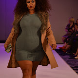 OIC - ENTSIMAGES.COM - boohooPLUS  collections model(s) at the UK Plus Size Fashion Week - DAY 2 - Catwalk Show Day  London 12th September 2015  Photo Mobis Photos/OIC 0203 174 1069