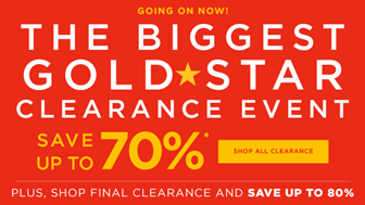 Kohls Clearance Sale Up To 70% Off