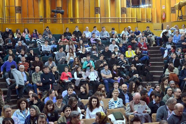 009 Avva Justin Parvu si Sfintii inchisorilor (Teatrul Luceafarul, Iasi, 2014.03.19)