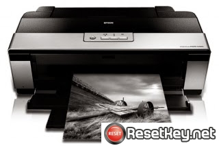 Reset Epson R2880 Waste Ink Counter overflow problem