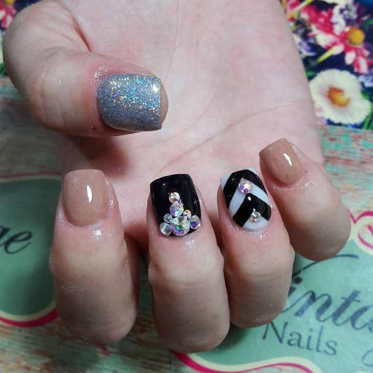 Style Vintage Nail Art Designs 2017 Style You 7