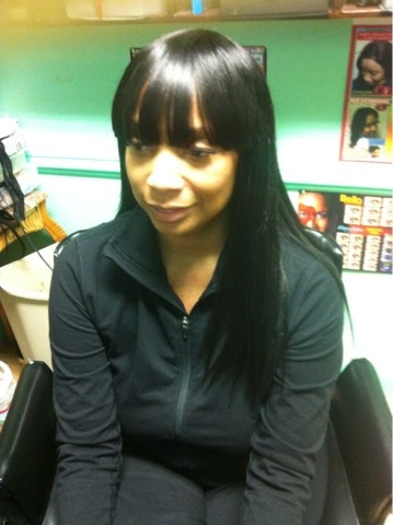 Ponytail Hairstyles 2012 U Will Love Best Sew In Weave