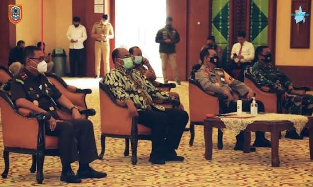 Koordinasi dengan Presiden, Pemprov Kalsel Antisipasi Karhutla
