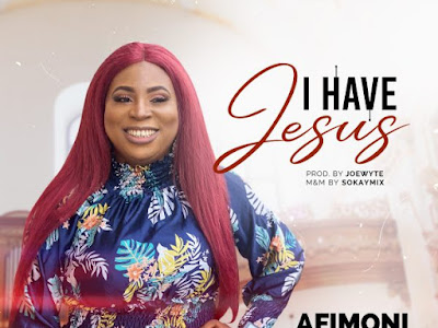 Gospel : Winifred Afimoni – I Have Jesus (+Lyrics)