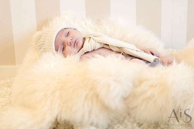 Retratos de bebe, la familia crece