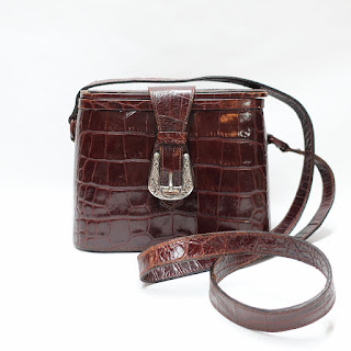 Henri Bendel Alligator Bag