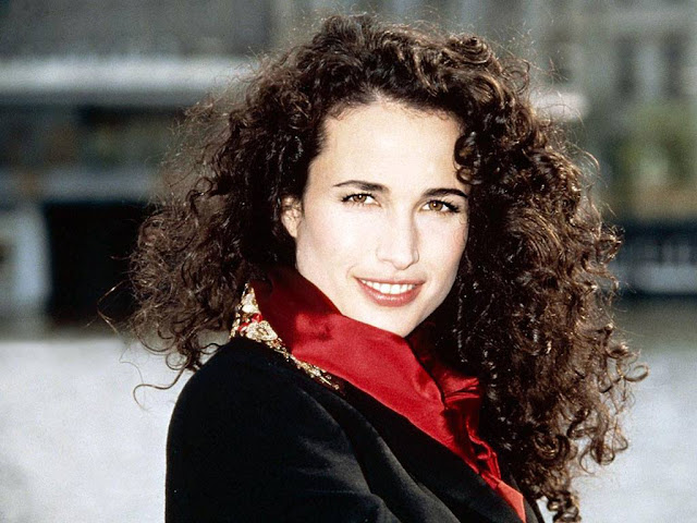 Andie MacDowell Profile Pics Dp Images