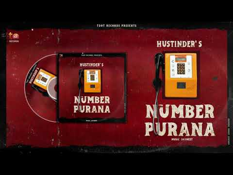 Number Purana Hustinder Lyrics
