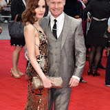 OIC - ENTSIMAGES.COM - Christina V and Rhydian Roberts at the  Florence Foster Jenkins - world film premiere at the Odon Leicester Sq London 12th April 2016 Photo Mobis Photos/OIC 0203 174 1069