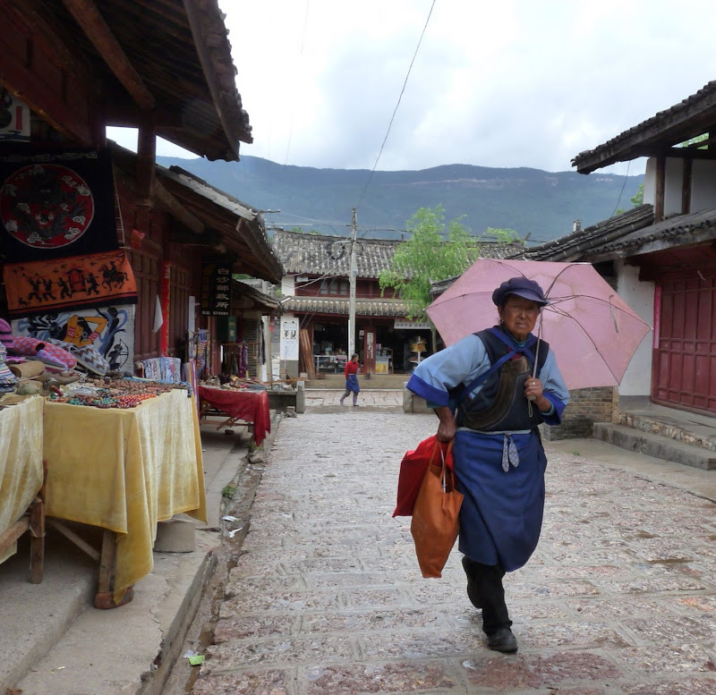 Chine. Yunnan.LIJIANG , Dragon snow mountain,puis lac LUGU - P1230827.JPG