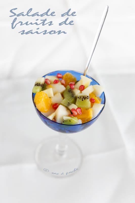 sac poche salade de fruits de saison. Black Bedroom Furniture Sets. Home Design Ideas