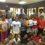 Barnett Park Wii Donation