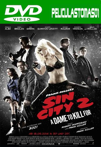 Sin City 2 (2014) DVDRip