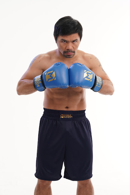 Manny Pacquiao Mobile Legends Philippine Ambassador
