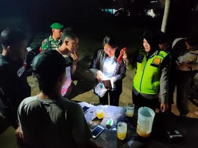 Dibantu Personel Kodim, Polres Banjarbaru Sinergi Jaga Situasi Kota