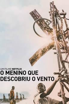 Capa O Menino que Descobriu o Vento (2019) Dublado Torrent
