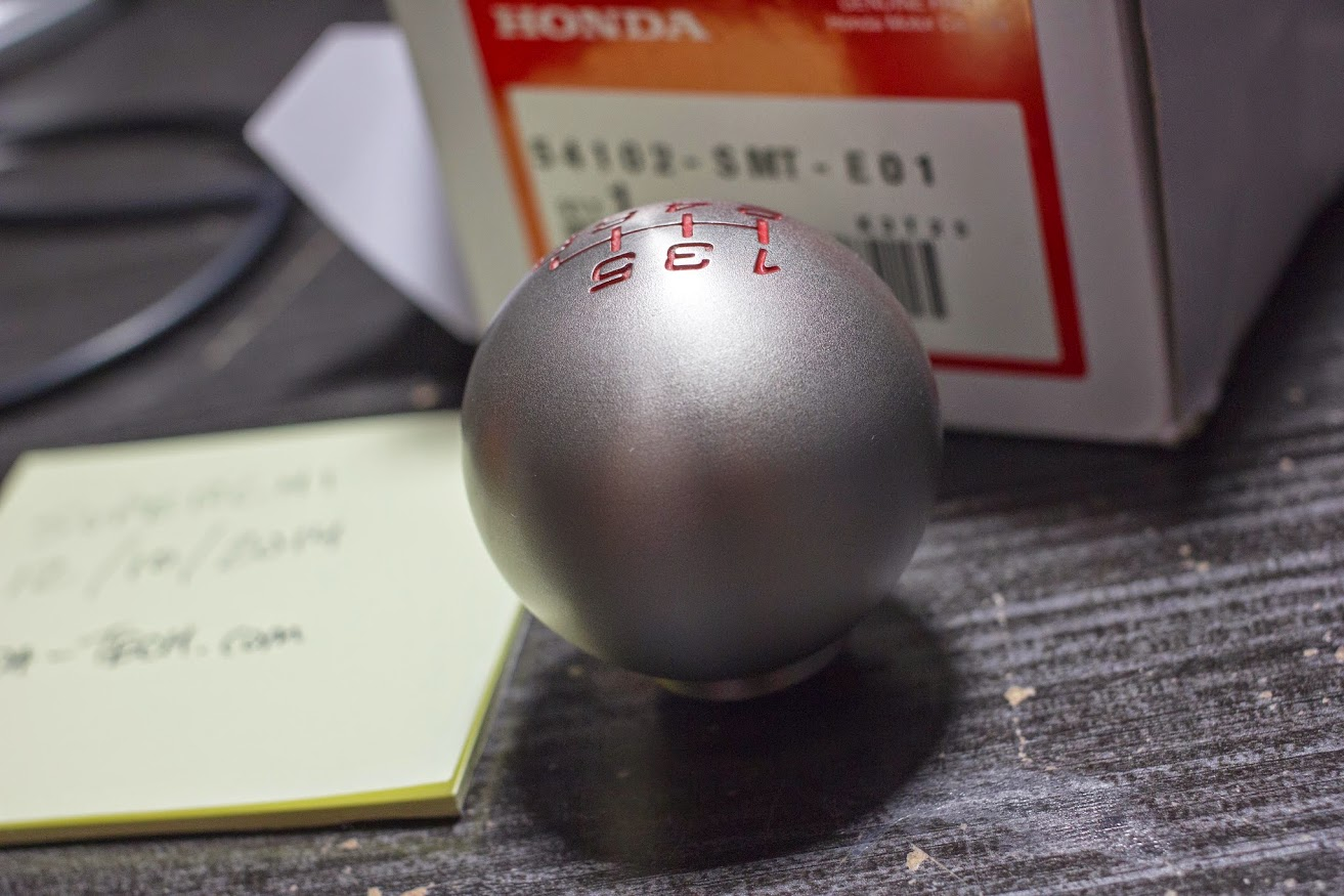 Fs Dfw Tx Fd2 Type R Shift Knob 2012 Civic 4dr Side Diffusers Oem Si 4dr Mats Honda Tech