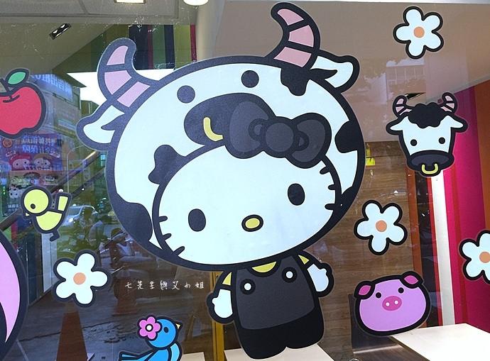 6 Hello Kitty 麥麥幫仲夏農場 20160713開跑,每週推出兩款,爆炸可愛~絕對引起排隊熱潮!