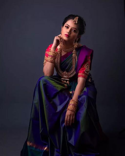 Anitha Sampath bio wiki