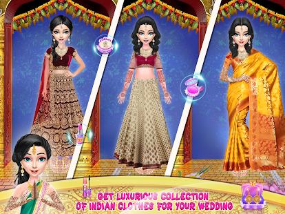 Indian Bride Wedding Fashion Makeover - náhled