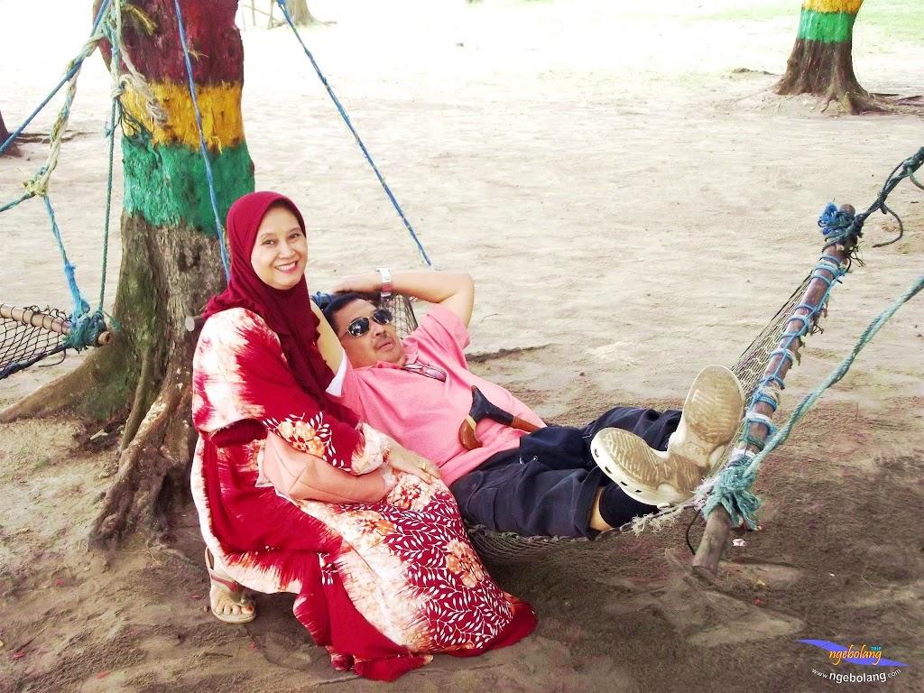 family trip pulau pari 090716 Fuji 128