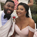 Bestie Goals: Watch Adesua Etomi-Wellignton sing as her best friend, Linda Ejiofor walks down the aisle