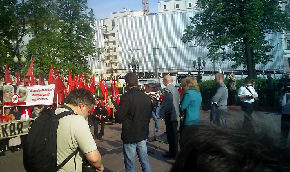 Выступает Сергей Кургинян, лидер движения «Суть Времени»