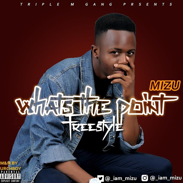 [Music] Mizu – What's The Point (Freestyle)
